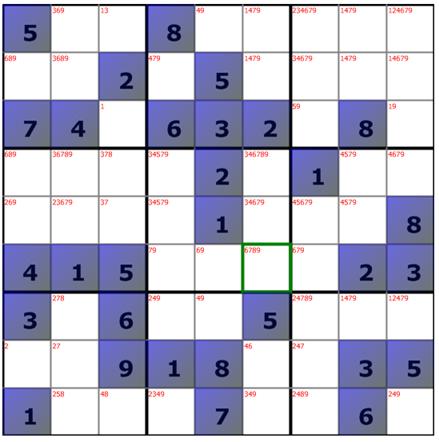 Parallel Depth-First Sudoku Solver Algorithm | Ali Tarhini